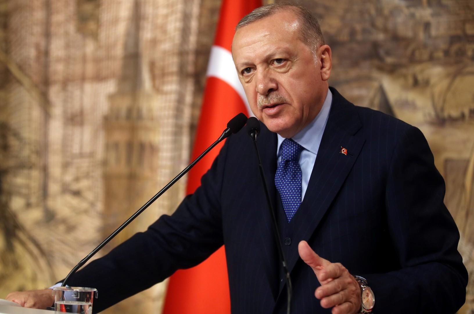 """""""Wir wollen allein mit Assad-Regime bleiben"""": Erdoğan bittet Putin, in Syrien """"aus dem Weg zu gehen"""""""