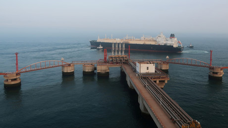 Aktuell keine sonnigen Zeiten für US-Erdgasexporte