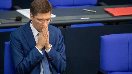 Christian Hirte (CDU) während der 108. Bundestagssitzung