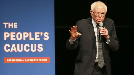 Bernie Sanders gilt in den USA als