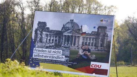 CDU - nur noch eine rauchende Ruine?