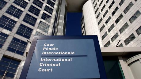 Der Sitz des Internationalen Strafgerichtshofs (IStGH) in Den Haag