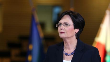 Christine Lieberknecht (CDU) war von 2009 bis 2014 Ministerpräsidentin in Thüringen und Vorgängerin von Bodo Ramelow (Linke).