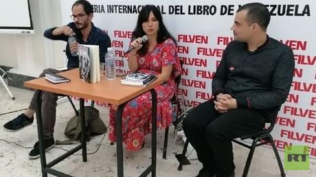 Präsentation des Buches 'Venezuela. Más allá de mentiras y mitos