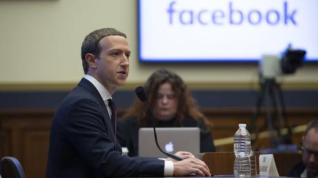 Der Facebook-Gründer Mark Zuckerberg im Visier von George Soros ...