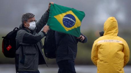 Erster Fall in Lateinamerika bestätigt – nur noch Antarktika von Corona-Virus verschont (Archivbild)