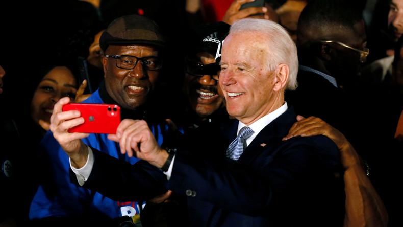 Joe Biden gewinnt erstmals Vorwahl der Demokraten