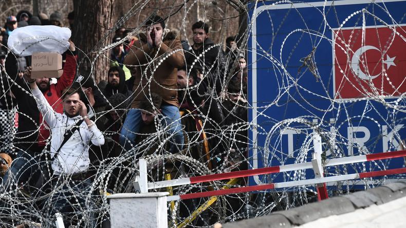Berichte über Schusswaffeneinsatz an türkisch-griechischer Grenze - wurde syrischer Migrant getötet?