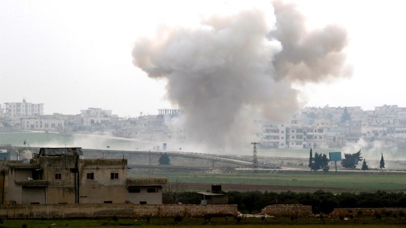 Syrien: Dschihadisten auf dem Vormarsch im Süden Idlibs – Syrische Armee wieder in Saraqib