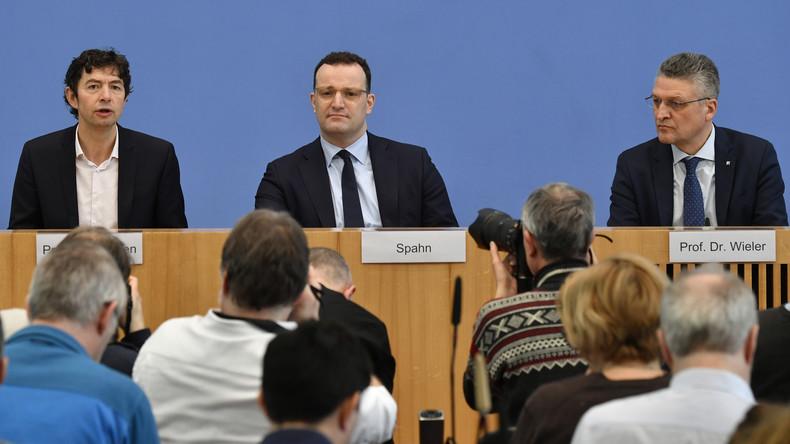 """Jens Spahn: """"Müssen über das richtige Maß an Globalisierung reden"""""""