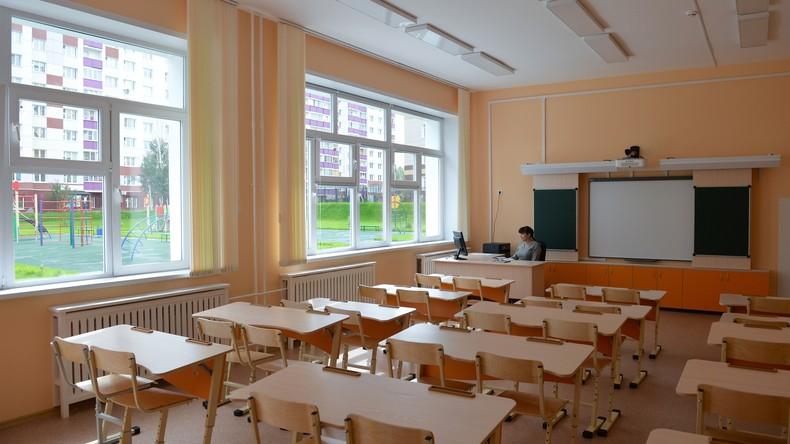 Zwischenfall an Moskauer Schule: Dutzende Kinder erleiden Hornhautverbrennung wegen Quarzlampe