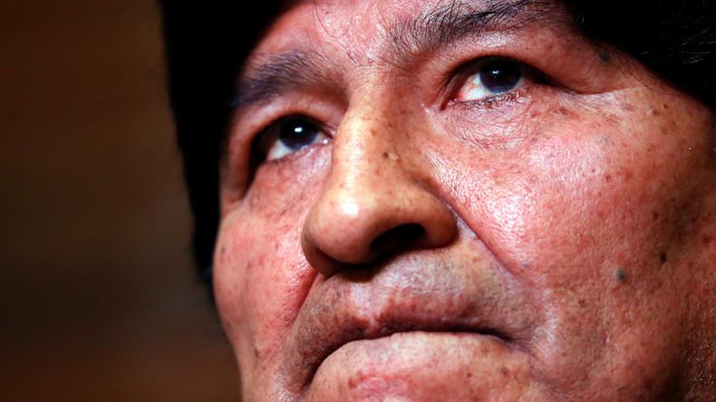 """US-Wissenschaftler: """"Keine Beweise für Betrug"""" bei Morales' Wahlsieg in Bolivien"""
