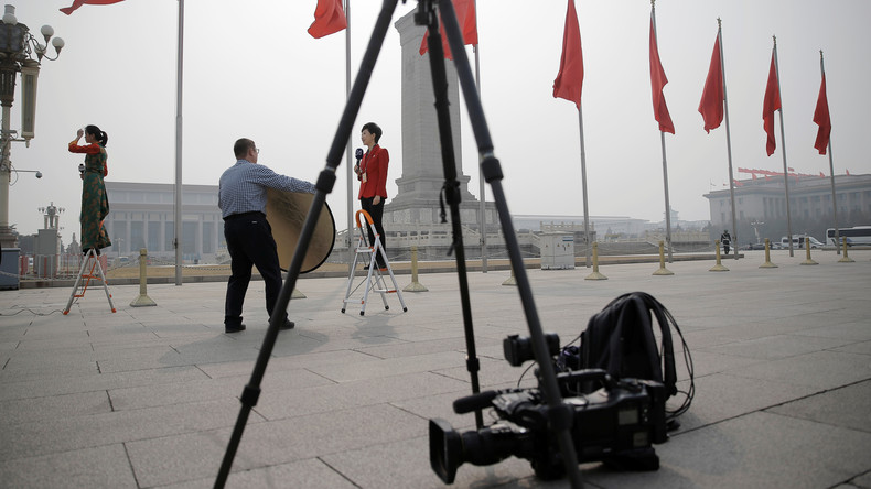 USA kürzen Zahl chinesischer Staatsjournalisten, begrenzen Aufenthaltsdauer