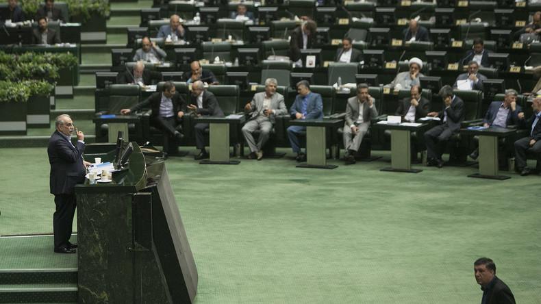 Corona-Schock im Iran: 23 Abgeordnete infiziert
