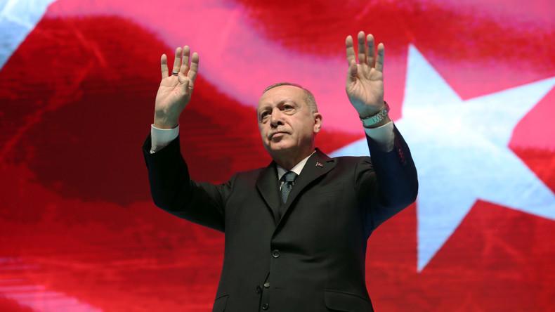 """Erdoğan an EU: """"Wir wollen euer Geld nicht"""""""