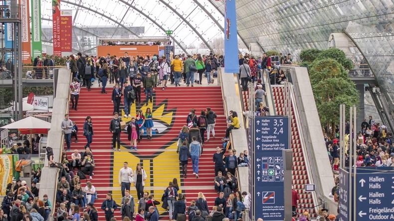 Wegen Coronavirus: Leipziger Buchmesse wird abgesagt