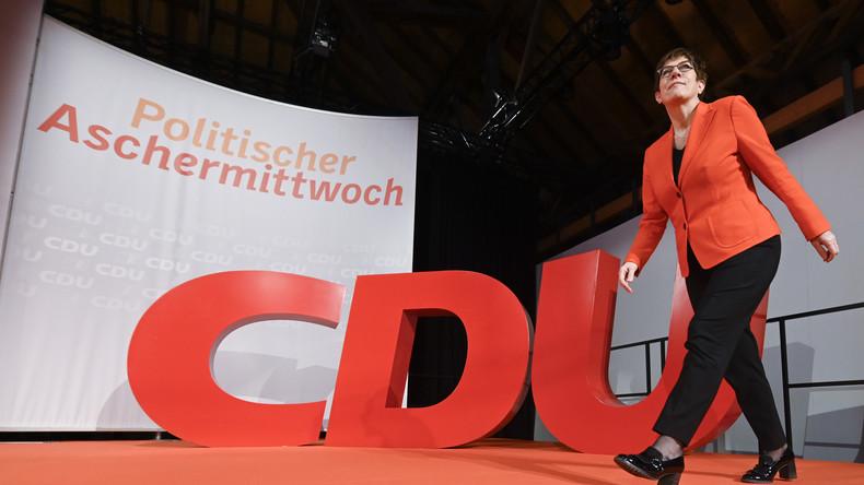 Thüringens Ministerpräsidentenwahl steht wegen Coronavirus auf der Kippe