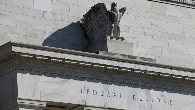 US-Notenbank senkt Zinssätze, um Wirtschaft vor Auswirkungen des Coronavirus zu schützen
