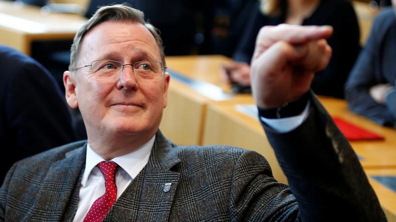 Thüringen: Ramelow will keine CDU-Stimmen – Falls nötig Antritt in allen drei Wahlgängen