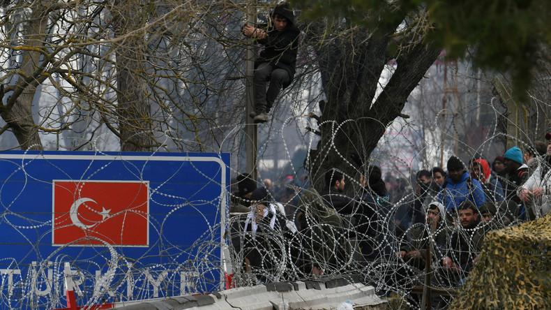 """Russischer Nahostexperte: """"Erdoğan betreibt Erpressungspolitik"""""""