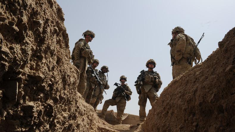 Brüchiger Frieden in Afghanistan schon auf der Kippe? US-Streitkräfte bombardieren Taliban