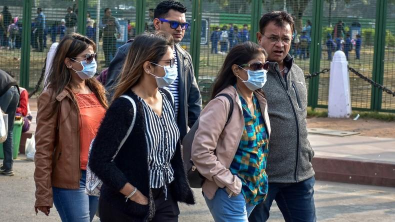 Zweite Grippe-Epidemie im Anmarsch? 81 Inder mit Schweinegrippe infiziert