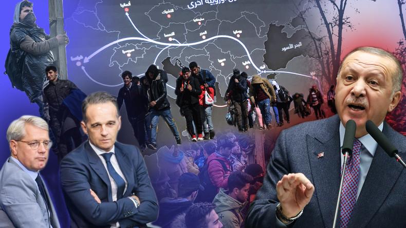 CDU-Hardliner Röttgen beugt sich Erdoğan: Flüchtlingsmassen als Faustpfand neoimperialer Politik