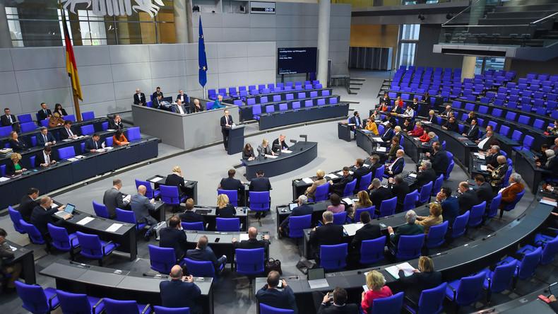 LIVE: 148. Sitzung des Deutschen Bundestages