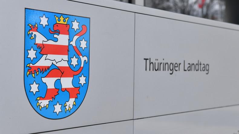 LIVE aus dem Thüringer Landtag - Ramelow zum Ministerpräsidenten gewählt