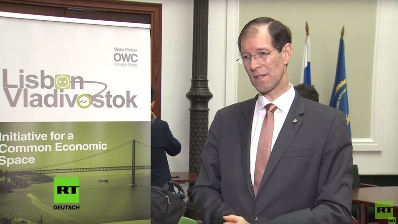 Ulf Schneider: Unser Ziel ist ein visafreier Raum von Atlantik bis zum Pazifik