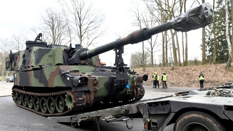 NATO-Manöver Defender Europe 2020: Das Feindbild Russland wird gebraucht