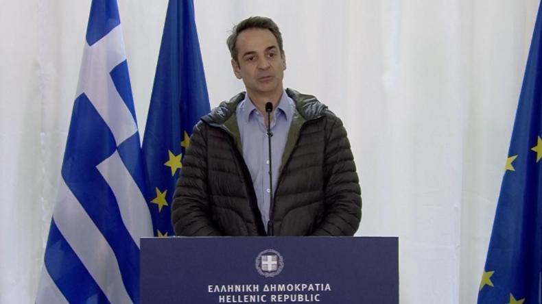"""Griechenland: """"Die sprechen fließend Türkisch"""" - Menschen an unseren Grenzen sind nicht aus Idlib"""