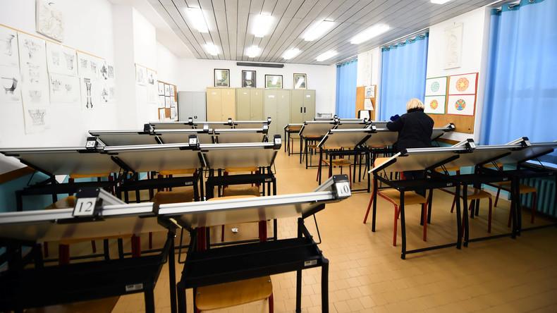 Corona-Epidemie: Italien lässt alle Schulen und Universitäten schließen