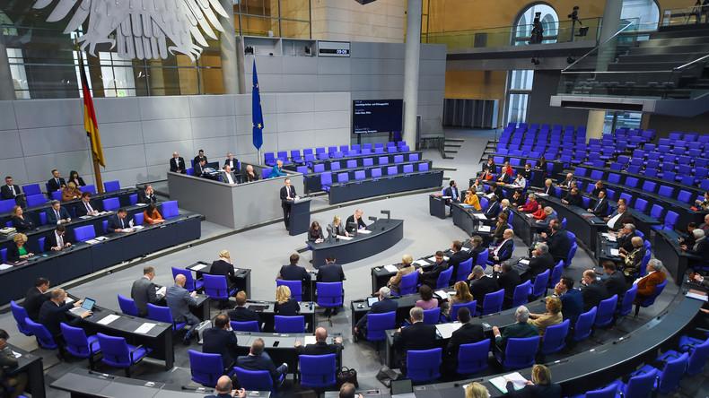 LIVE: 149. Sitzung des Deutschen Bundestages – Idlib und Ganztagsbetreuung auf der Tagesordnung