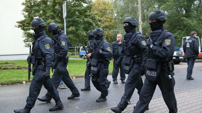 "Rechtsextreme Gruppe ""Nordkreuz"" soll SEK-Munition besessen haben"