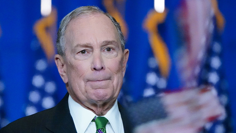 Noch mehr Stimmen für Joe Biden: Auch Milliardär Bloomberg steigt aus Präsidentschaftsrennen aus