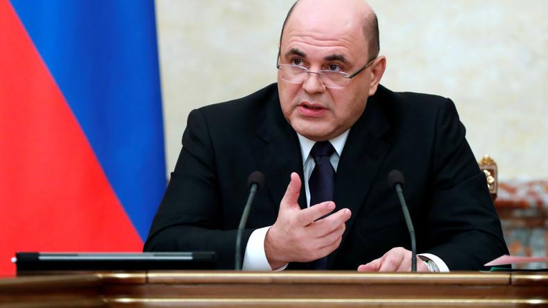 Russland bewertet Staatshaushalt unter Berücksichtigung von Coronavirus-Risiken neu