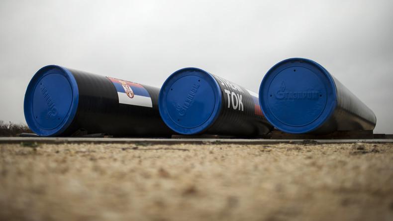 Russlands Handelsvertreter: Serbien wird am Transit russischen Gases Geld verdienen