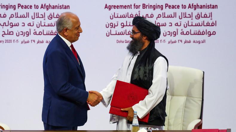 """Nach jüngster """"Eskalation der Gewalt"""": Haben die Taliban das Abkommen gebrochen?"""