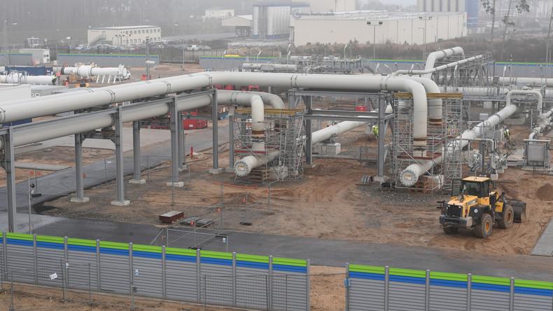 Deutsche Umwelthilfe will Nord Stream 2 in letzter Minute stoppen