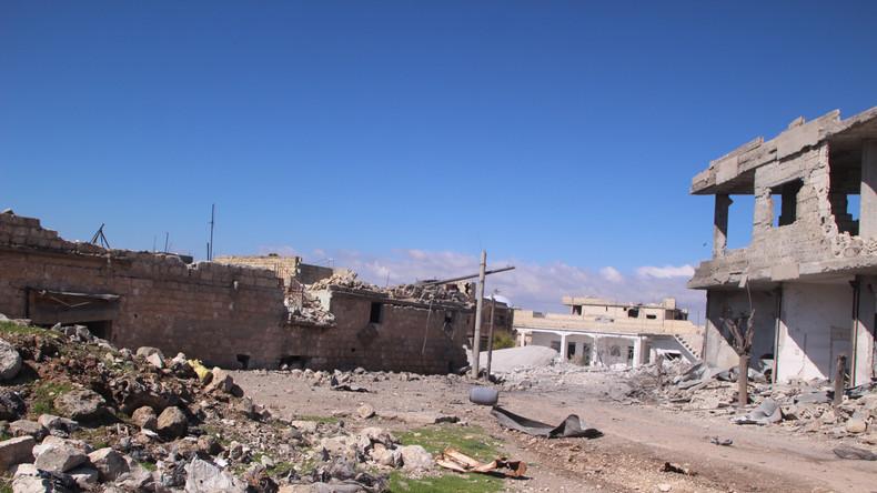 Idlib: Rückzugsort für Terroristen (Video)