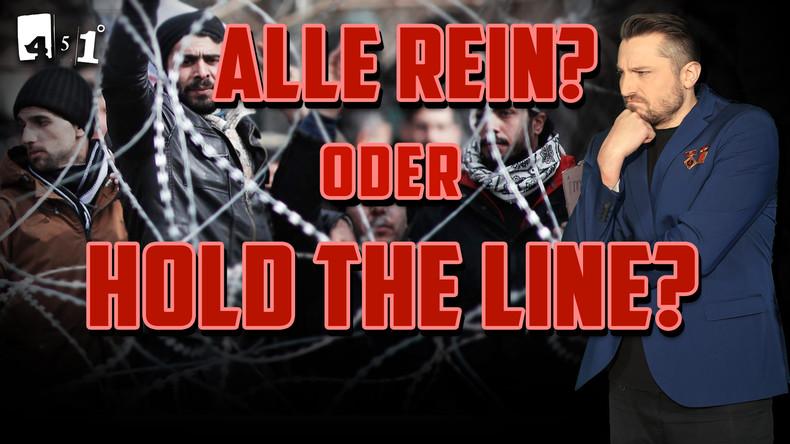 GEZ-Millionäre betteln um mehr | AFD Versteher Gauck | 451 Grad
