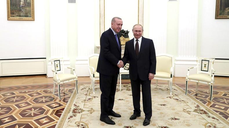 Idlib: Erdoğan und Putin einigen sich auf Waffenstillstand