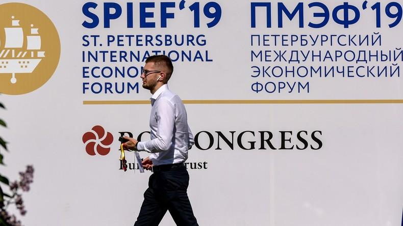 Russland: Sankt Petersburger Wirtschaftsforum wegen Coronavirus abgesagt