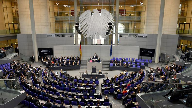 LIVE: 150. Sitzung des Deutschen Bundestags