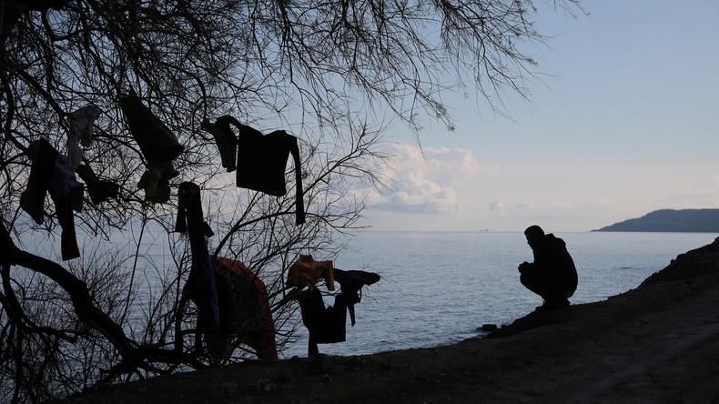 Griechisch-türkische Grenze:Mehrzahl der Migranten sind Afghanen