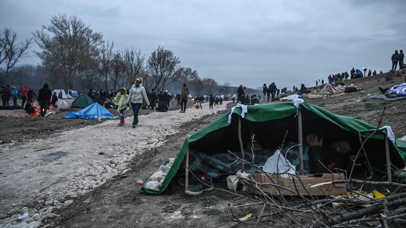 Migrantenkrise: Menschen als Bauern im geopolitischen Spiel (Video)