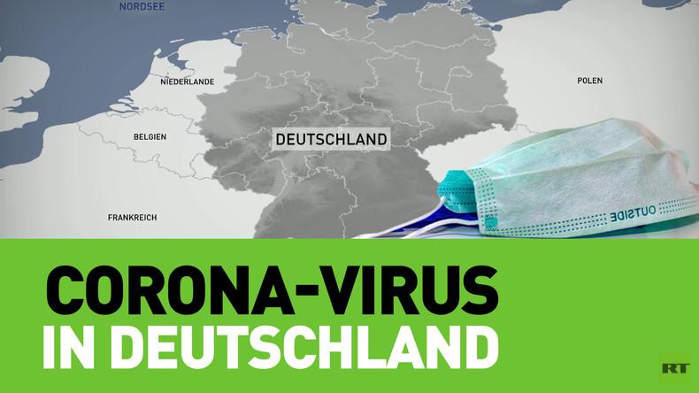 Coronavirus in Deutschland: Aktueller Stand