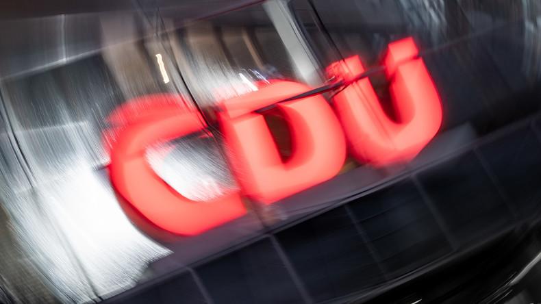 Umfrage-Horror für CDU/CSU: Unionsparteien auf historischem Tiefstand