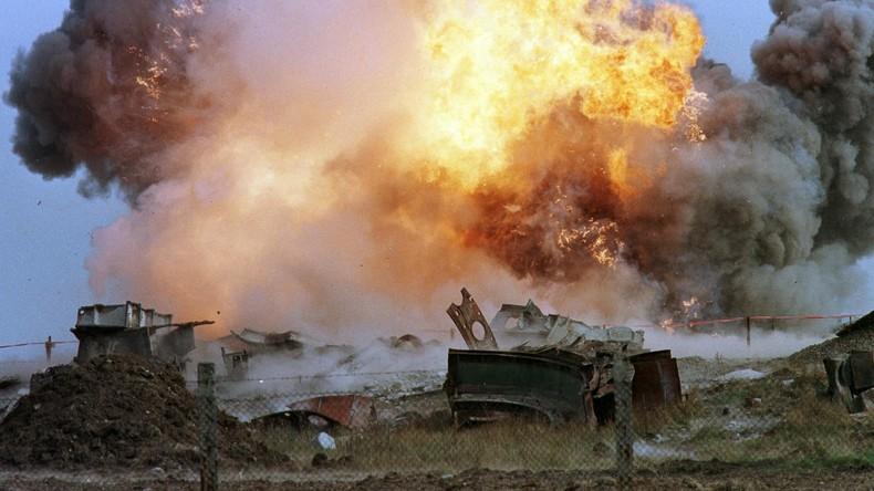 Der Weg zur Hölle ist mit guten Vorsätzen gepflastert! – Wie das Auswärtige Amt den NVV retten will